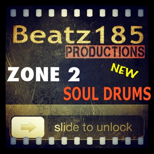 Product picture Beatz185 Zone2 Soul Drums