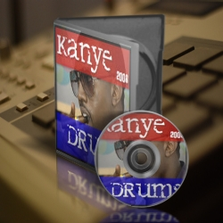 Product picture Kanye Exclusive Studio Drums